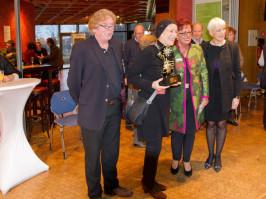 Gewinn des Kunstpreises 2012 auf der IMPULSE international in Osnabrück